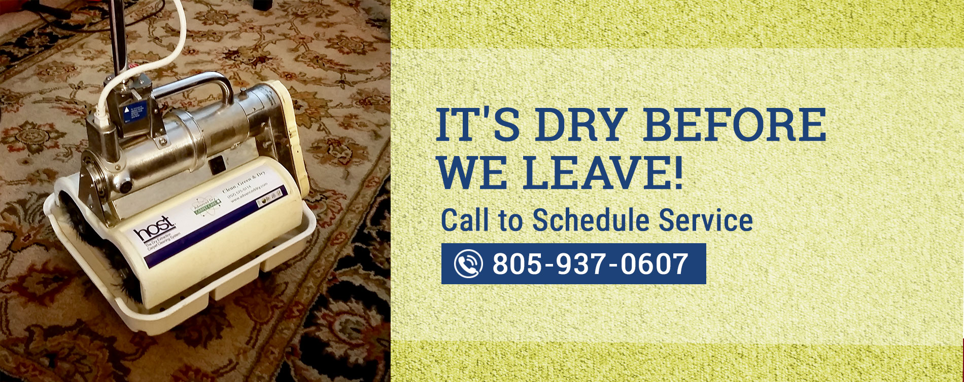 Carpet Cleaning Santa Maria Ca Area Rug Cleaning Service